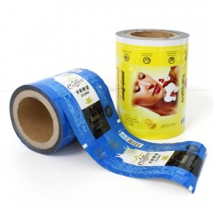 Food Packaging Metalized Opp Film Plastic Candy Packaging Roll Film