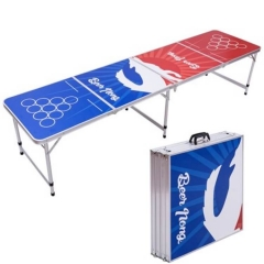 customize beer pong table